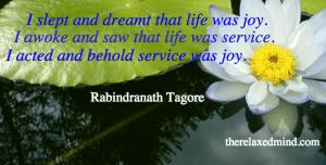 Smaller Tagore